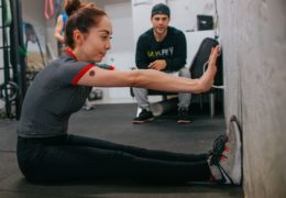 Wzmocnienie mięśni pleców